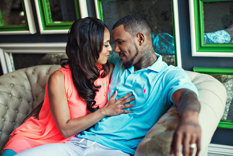 THE GAME MARRIED TO THE GAME SHE IS DIVA The Game: Cheating Should Be Legalized