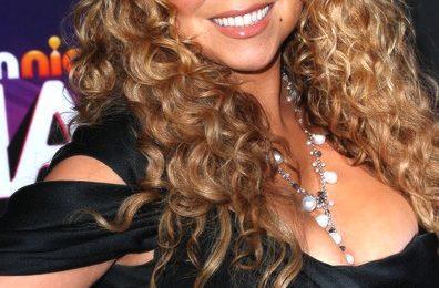 Hot Shot: Mariah Carey Glows At 'TeenNick Halo Awards'