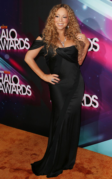 Hot Shot: Mariah Carey Glows At TeenNick Halo Awards