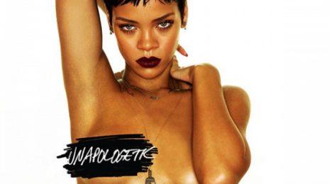 Must-See: Rihanna Makes It Rain 'Diamonds' On 'The X Factor UK'