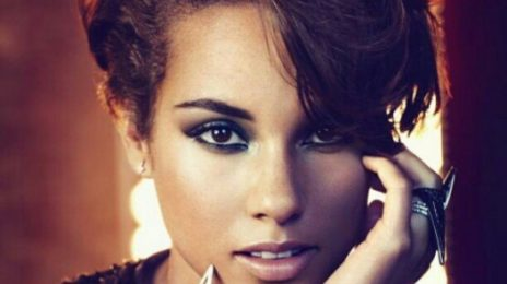 Watch: Alicia Keys Takes 'Girl On Fire' To 'The X Factor UK'