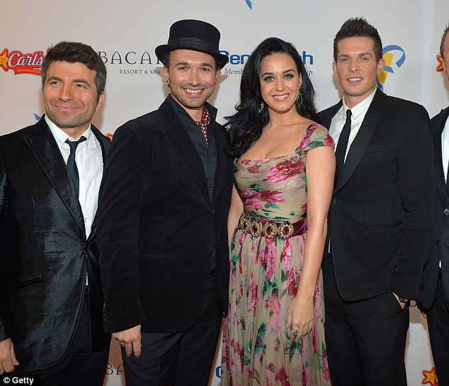 Hot Shots: Katy Perry Honored At Celebration Of Dreams Gala