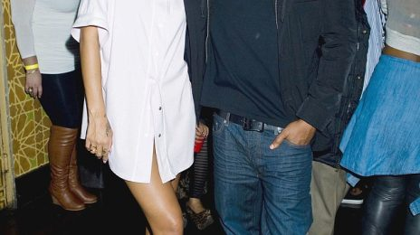 Hot Shots: Rihanna Ends '777' Tour  / Fails To Match Rival First Week Sales