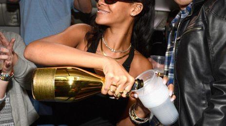 Hot Shots: Rihanna Kicks Off '777' Tour