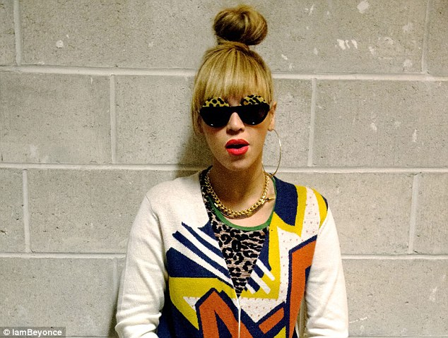Hot Shots: Beyonce Hits Tumblr With Fresh New Snaps