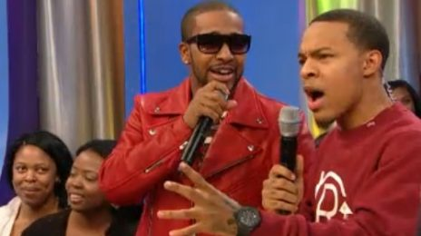 Watch: Omarion & Bow Wow Reunite On '106 & Park'