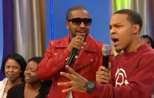 bow wow omarion 106 Watch: Omarion & Bow Wow Reunite On 106 & Park