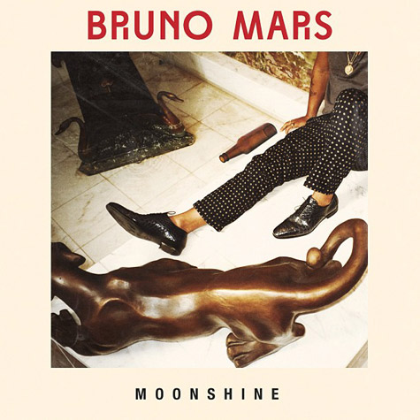 New Song: Bruno Mars   Moonshine