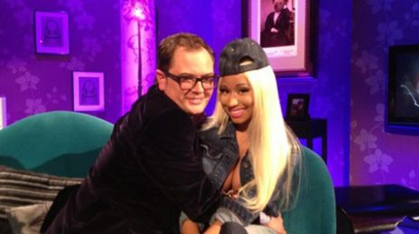 Watch:  Nicki Minaj Chats It Up With 'Chatty Man'