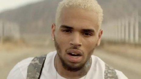Chris Brown & TV Writer Engage In Twitter Showdown