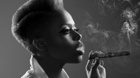 Behind the Scenes:  Chrisette Michele Shoots 'Charades' Video