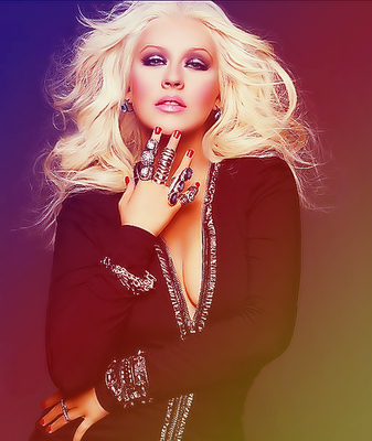 christina aguilera she is diva 2 Your Body: Christina Aguilera Enjoys Top 20 UK Debut