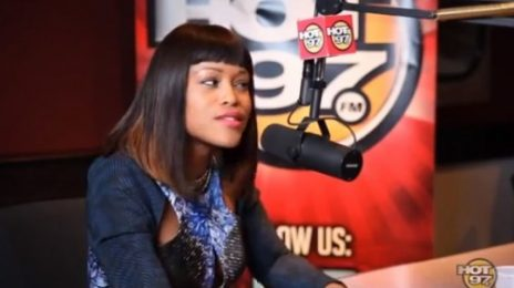 Eve Dishes On Female Rap, New Album, & Interracial Relationships