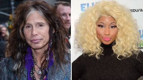 """Weigh In:  Was Nicki Minaj Right To Slam Steven Tyler For """"Racist"""" Comments?"""