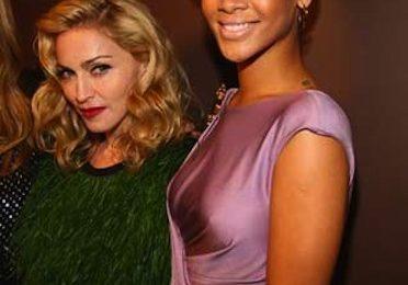 Rihanna Racks Up 12th #1 Single, Ties Madonna