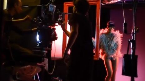 Behind The Scenes: Big Boi & Kelly Rowland's 'Mama Told Me' Video