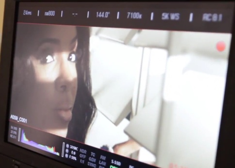 kelly rowland future neva end Behind The Scenes: Future & Kelly Rowland   Neva End (Remix) Video