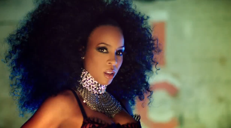 Kelly Rowland Teases 'Ice' Live At 'Big Jam 2012'