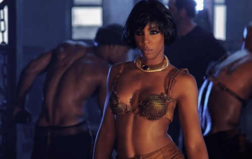kelly rowland ice video tgj 23 e1352846147938 Hot Shots: Kelly Rowland Teases More From Ice Video