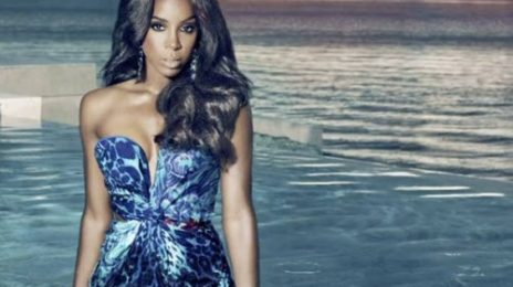 Kelly Rowland Dishes On 'Year Of The Woman' / Hits Studio With Jimmy Jam & Terry Lewis