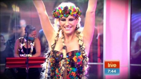 Watch: Ke$ha Wakes Up 'Sunrise' With 'Die Young'