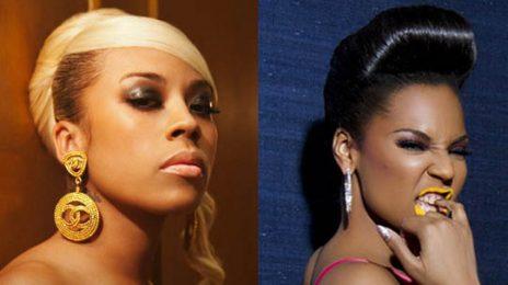 New Song: Keyshia Cole - 'Woman To Woman (Ft Ashanti)'