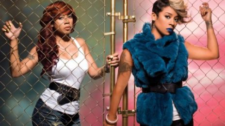 Keyshia Cole Unwraps 'Woman To Woman' Promo Pics