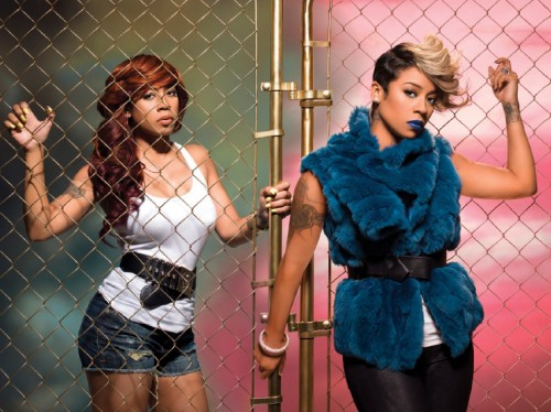 keyshia cole woman to woman promo 2 e1353347938125 Keyshia Cole Unwraps Woman To Woman Promo Pics