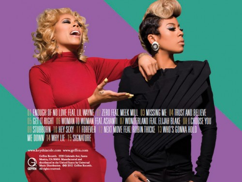 keyshia cole woman to woman promo e1353348894839 Keyshia Cole Unwraps Woman To Woman Promo Pics