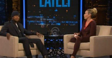 Ne-Yo Visits 'Chelsea Lately'