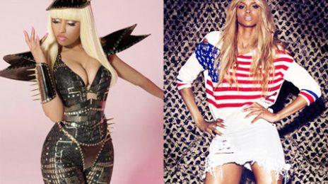 New Song: Nicki Minaj - 'I'm Legit (Ft Ciara)'