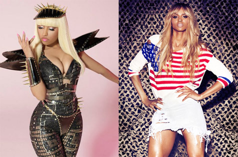 New Song: Nicki Minaj   Im Legit (Ft Ciara)