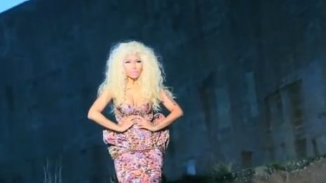 Behind The Scenes: Nicki Minaj - 'Freedom' Video