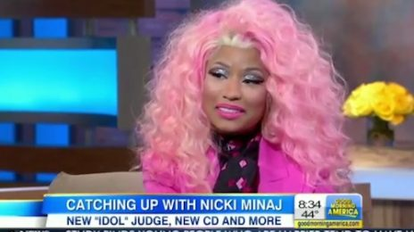 Watch: Nicki Minaj Talks 'The Re Up'  & Mariah Carey On 'Good Morning America'