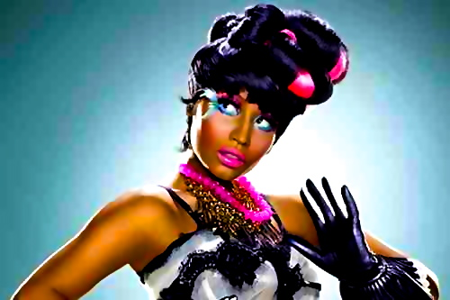 NICKI MINAJ THAT GRAPE JUICE SHE IS DIVA EDIT