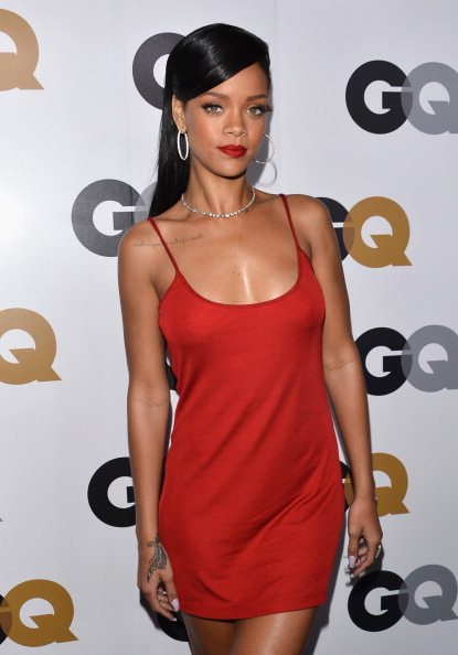 rihanna gq 1 Hot Shots: Rihanna Dazzles At GQ Gala