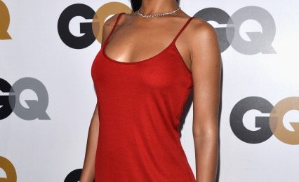 Hot Shots: Rihanna Dazzles At GQ Gala