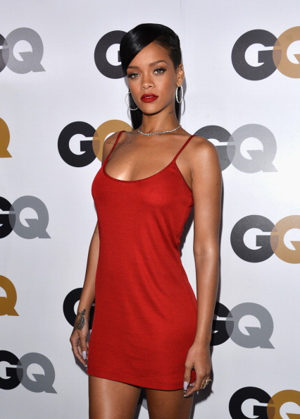 rihanna gq 2 Hot Shots: Rihanna Dazzles At GQ Gala