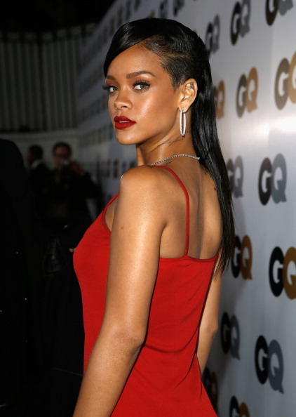 rihanna gq 3 Hot Shots: Rihanna Dazzles At GQ Gala