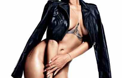 Behind The Scenes: Rihanna 'Gets Sexy' For GQ