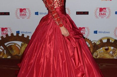 2012 MTV European Music Awards: Winners List