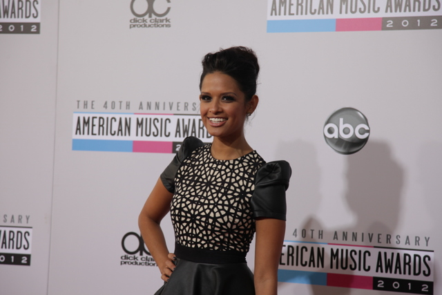 rocsi ama 2012 American Music Awards 2012: Red Carpet