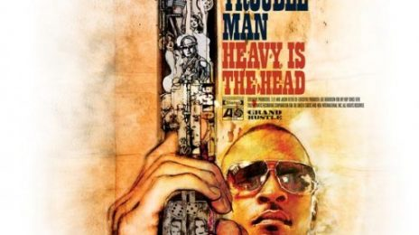 T.I. Enlists Pink, Andre 3000 & R. Kelly For 'Trouble Man' (Tracklist & Cover)
