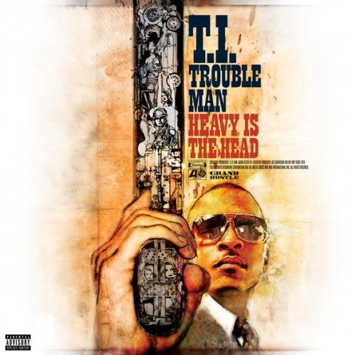 T.I. Enlists Pink, Andre 3000 & R. Kelly For Trouble Man (Tracklist & Cover)