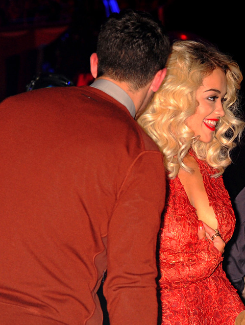 tumblr mdcg9lfWzE1qfj6hwo1 500 Hot Shots: Rita Ora Enjoys EMAs With Nick Jonas