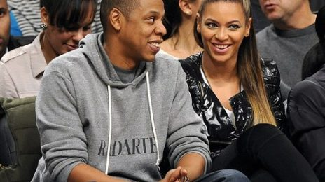 Hot Shots: Jay Z Hits 'Nets' Game With Beyonce And Kelly Rowland