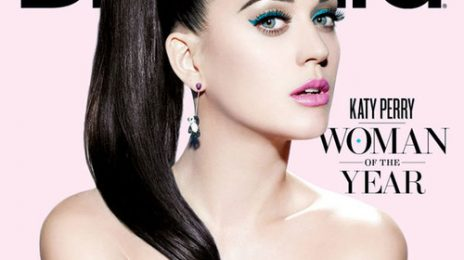 Watch:  Katy Perry Presented Billboard's 'Woman of the Year' Honor
