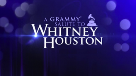 Watch:  'We Will Always Love You' - A Grammy Salute To Whitney Houston
