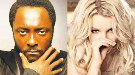 New Song: Will.i.am - 'Scream & Shout (Ft Britney Spears)'