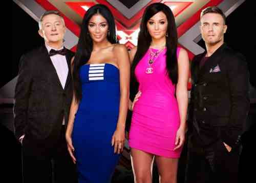 x factor 2012 that grape juice e13452829089561 Watch: The X Factor UK / (Series 9   Live Shows   Episode 6)
